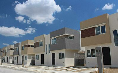 Houses in Monterrey, Mexico, equipped with sustainable energy measures