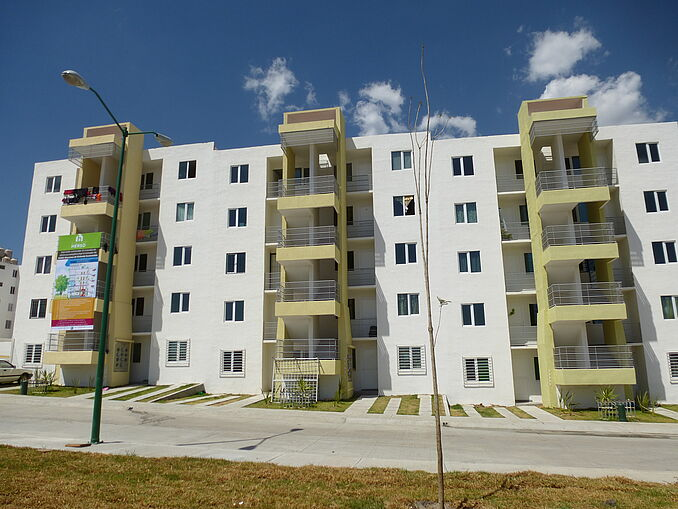 Implementation Of The New Housing NAMA Mexico